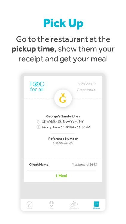 Food for All screenshot-5