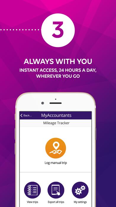 MyAccountants screenshot three
