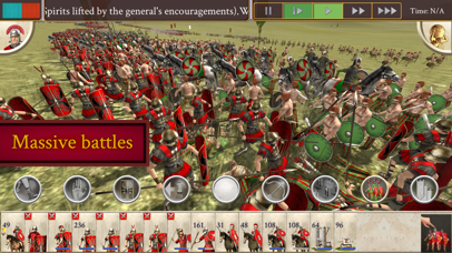 ROME: Total War Screenshots