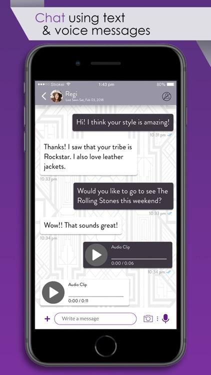 Styler - Fashion & Dating screenshot-7