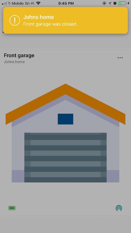Watchman Garage Door