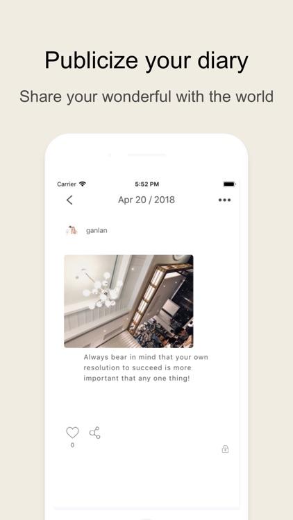 One Diary! screenshot-4