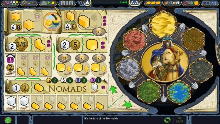Terra Mystica screenshot-3