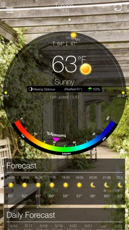 Weather ⁰ screenshot-3