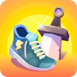 Fitness RPG - Walk to levelup