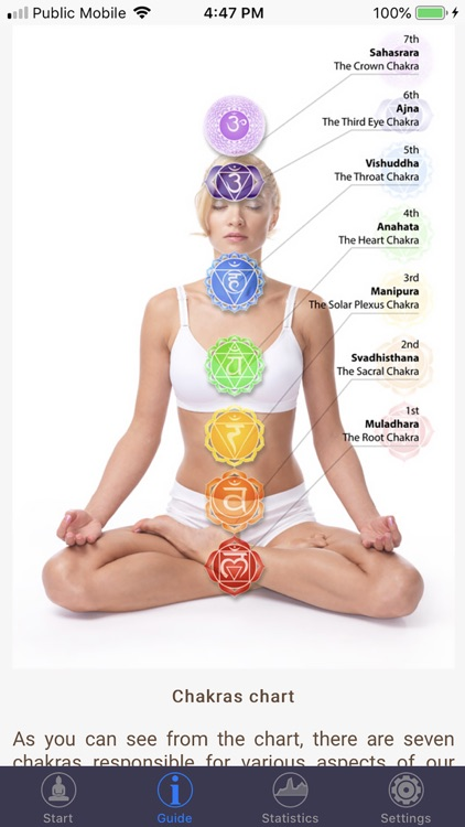 Yoga Deep Meditation screenshot-4