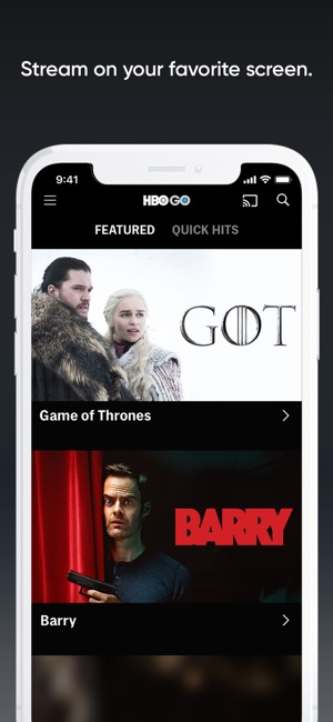 hbo go download mobile