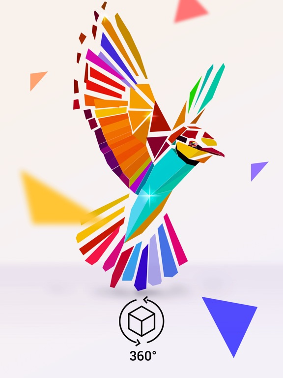 LOVE POLY - NEW PUZZLE GAME screenshot 15