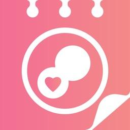 妊娠・出産アプリ ベビーカレンダー