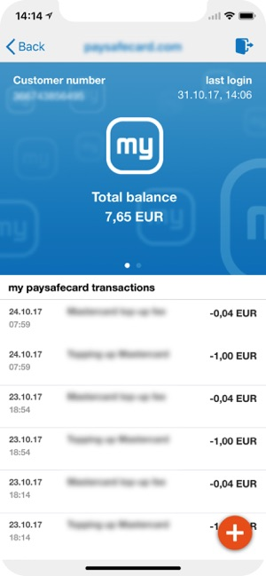 paysafecard on the App Store