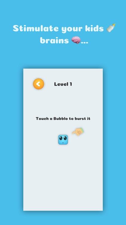 Bubblo World: Toddlers Puzzles screenshot-0
