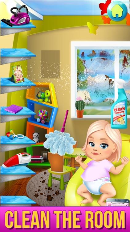 Baby Care Adventure Game screenshot-4