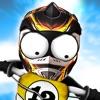 Stickman Downhill — Motocross
