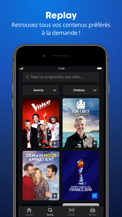 download MYTF1 apps 4