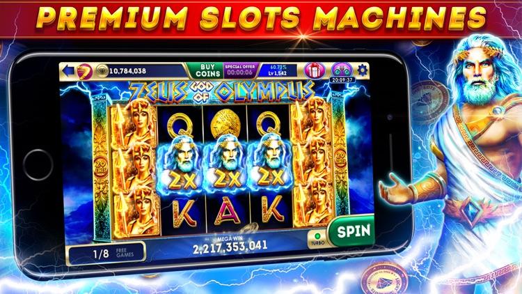 Lucky Time: Best Casino Slots screenshot-0