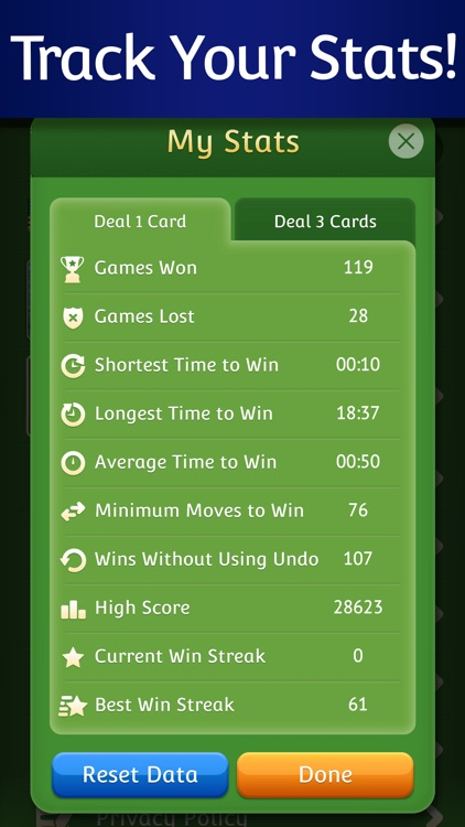 Solitaire ⁂ screenshot-5