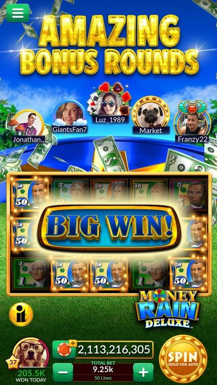 Big Fish Casino: Slots & Games screenshot-0