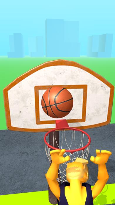 Dribble Hoops screenshot 5