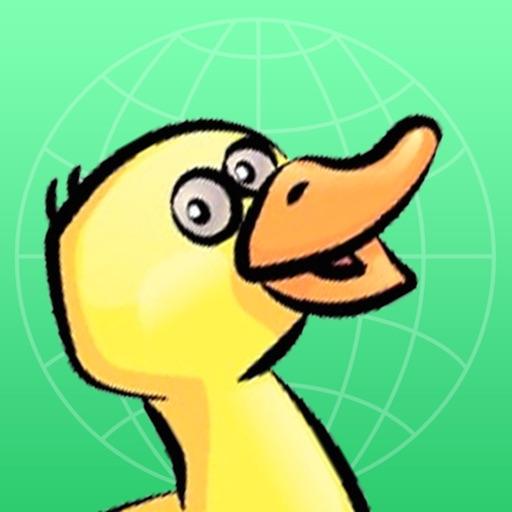 Freakin' Flyin' Duck