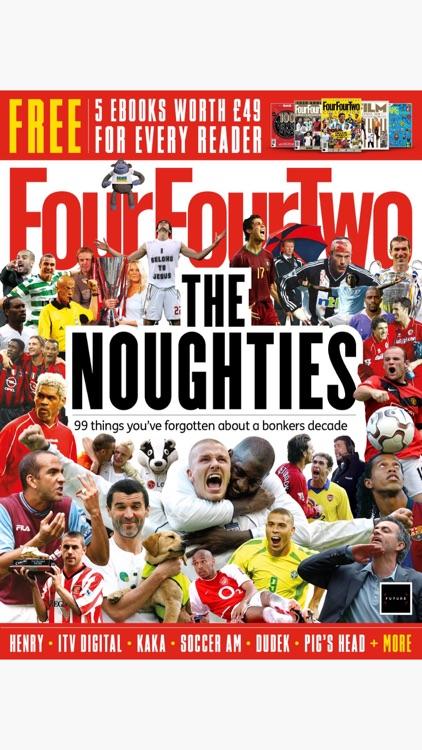 FourFourTwo Magazine