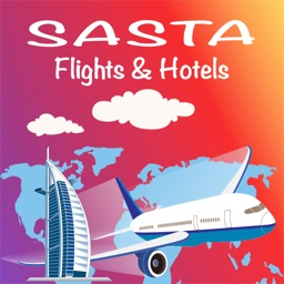 Sasta - Cheap Flights & Hotels