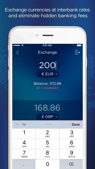 Vault E-Money screenshot three