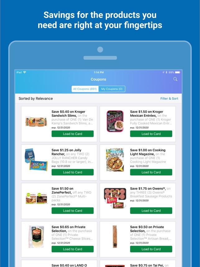 Kroger on the App Store