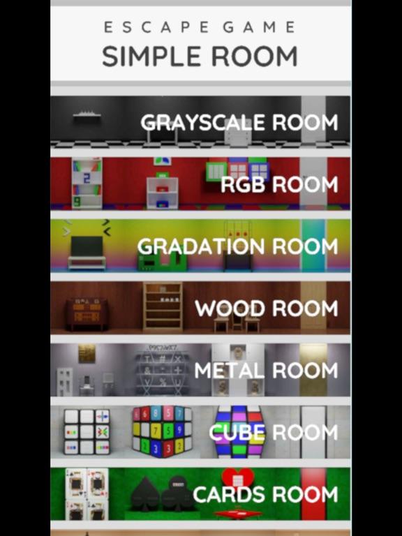 脱出ゲーム シンプルルーム コレクションのおすすめ画像6