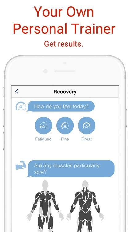 BodBot Gym & Home Workout Plan screenshot-8