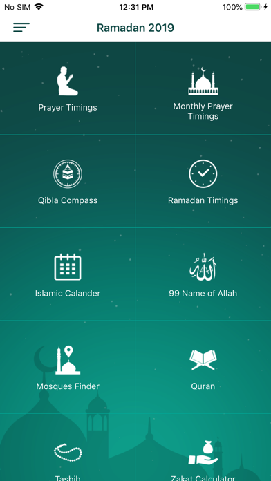 Islamic World PRO - Qibla IPA Cracked for iOS Free Download