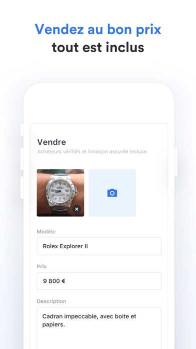 Screenshot #3 pour Tradeewatches