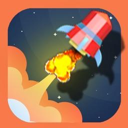 Space War - Flying Rocket Game