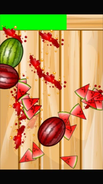 Watermelon Smasher Frenzy screenshot-3