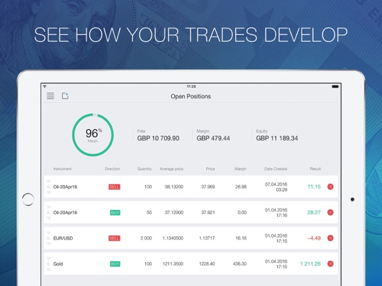 Trading 212 screenshot