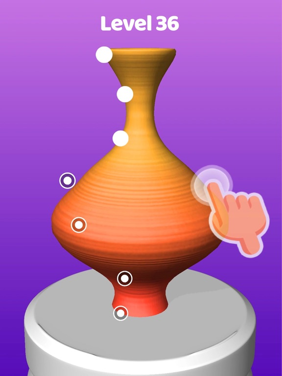 Pot Master 3D на iPad