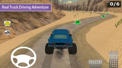 Truck 4x4 Driving Track screenshot one