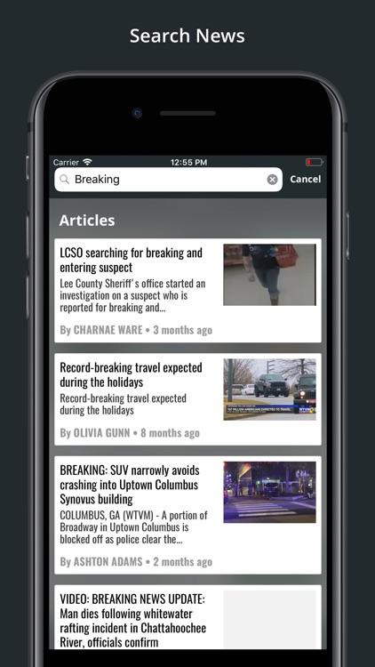 WTVM News Leader 9 screenshot-4