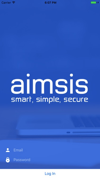 AIMSIS screenshot-0
