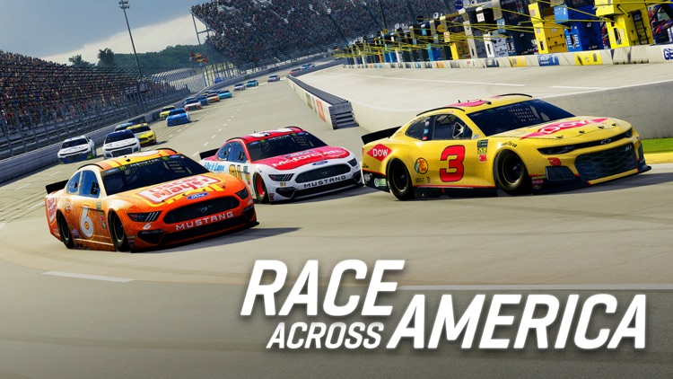 NASCAR Heat Mobile screenshot-0