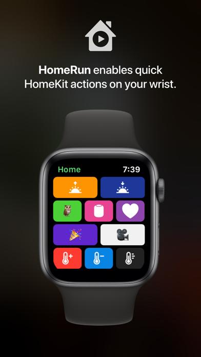 HomeRun for HomeKit screenshot one