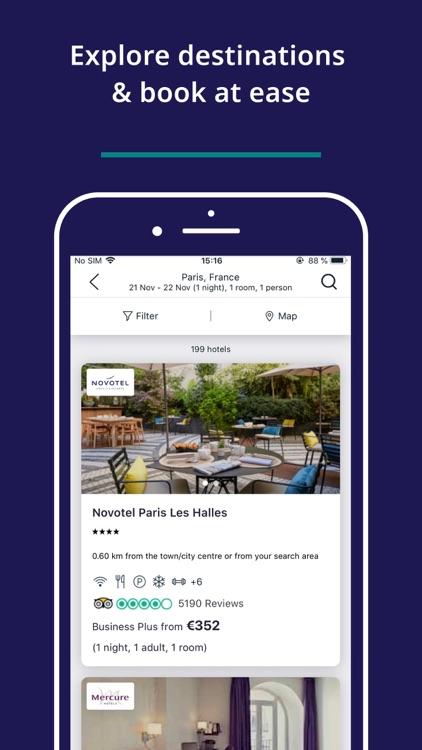 Accor All - Hotel booking screenshot-3