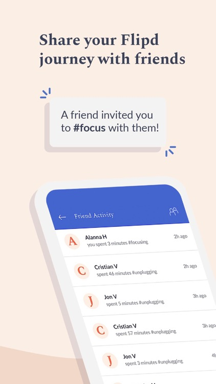 Flipd: Focus & Productivity screenshot-9