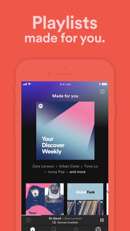 Spotify: Discover new music screenshot-4