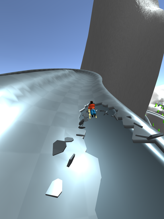 Snow Race! screenshot 6