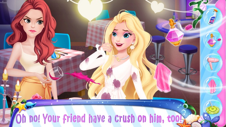 Girl Games: Secret Mermaid screenshot-7