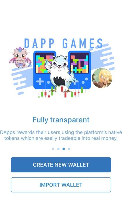 FinBlock Wallet - Ethereum screenshot-8