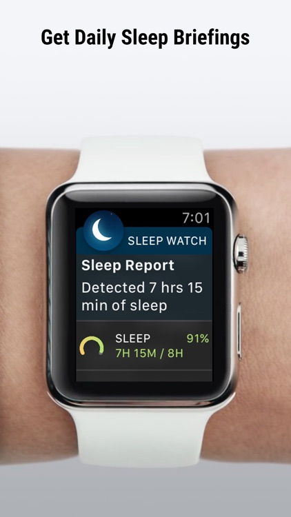 Sleep Watch by Bodymatter screenshot-8