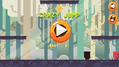 Crazy jump!!