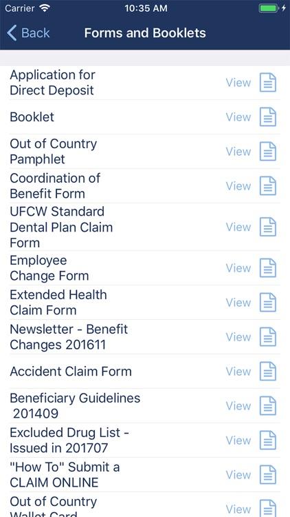myGroupHEALTH screenshot-3