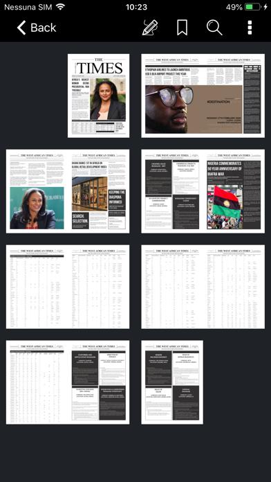 West African Careers screenshot three